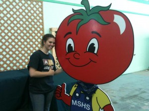 tomato guy and friend