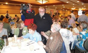 Grow with KARE's Bobby Jensen will be back as emcee of this year's Spring at the Inn event.
