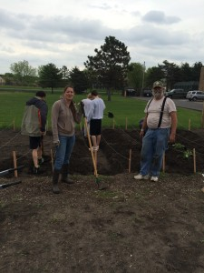 Students at Pines School in Anoka County are learning gardening skills, with help from Minnesota Green.