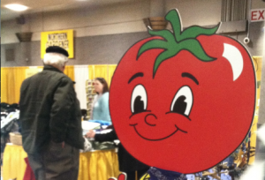 mr tomato guy will be at the home and garden shows again this year - Home And Garden Show St Paul Mn