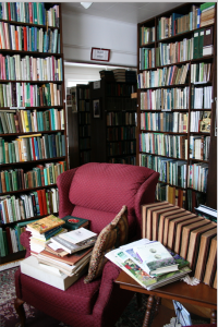 Terrace Horticultural Books is a cozy place to shop.