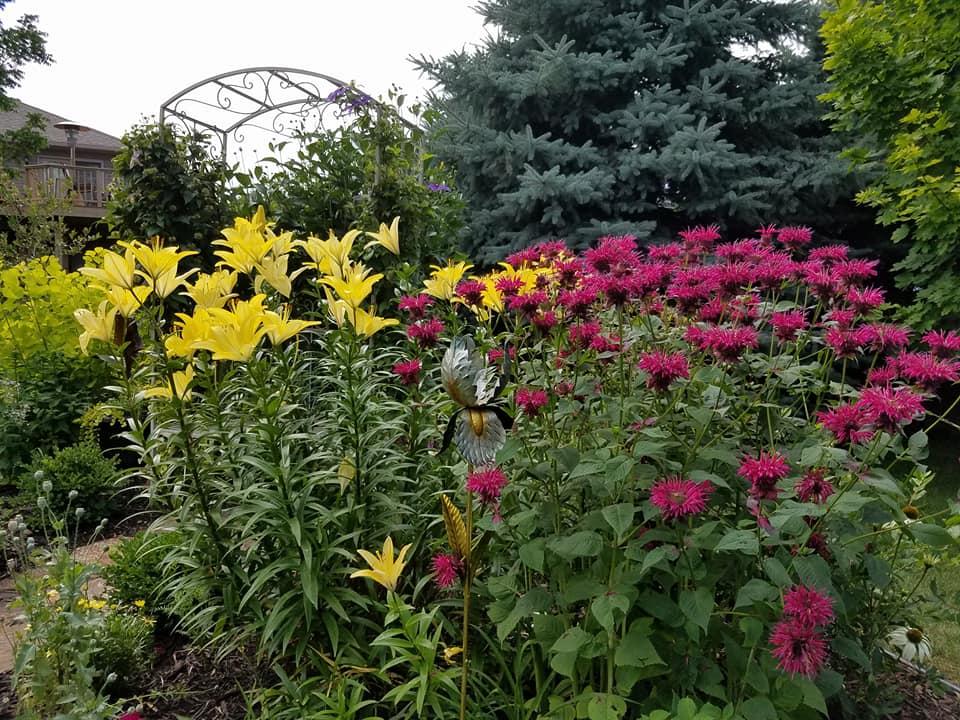 rochester garden tour