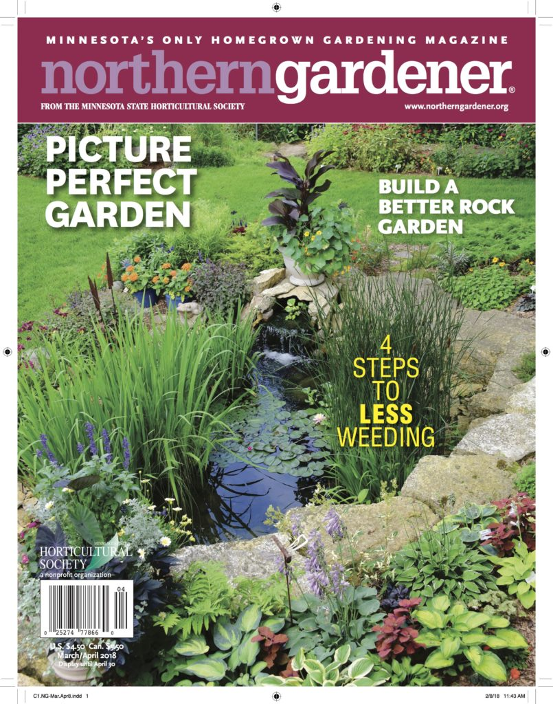 On The Cover Is A Photo From The Garden Of Michelle Mero Riedel, A Master  Gardener, Regular Contributor To The Magazine And A Wonderful Photographer.