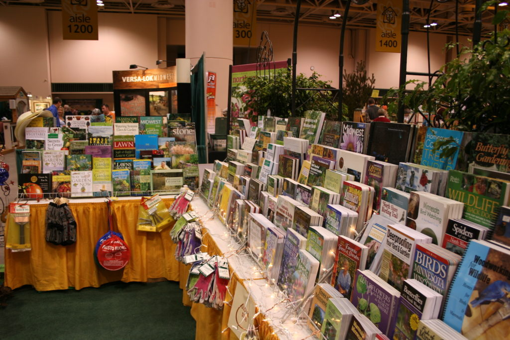 Weu0027ll Have A Large Array Of Books, Garden Art And Bulbs At The Minneapolis  Home And Garden Show.