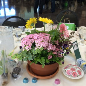 Get a taste of spring at the Spring Garden Gala