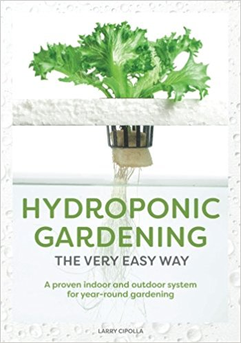 hydroponic gardening book cover
