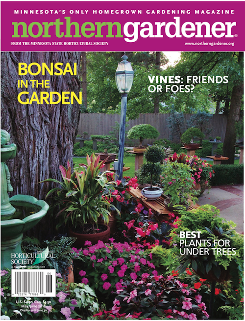 may/june northern gardener cover