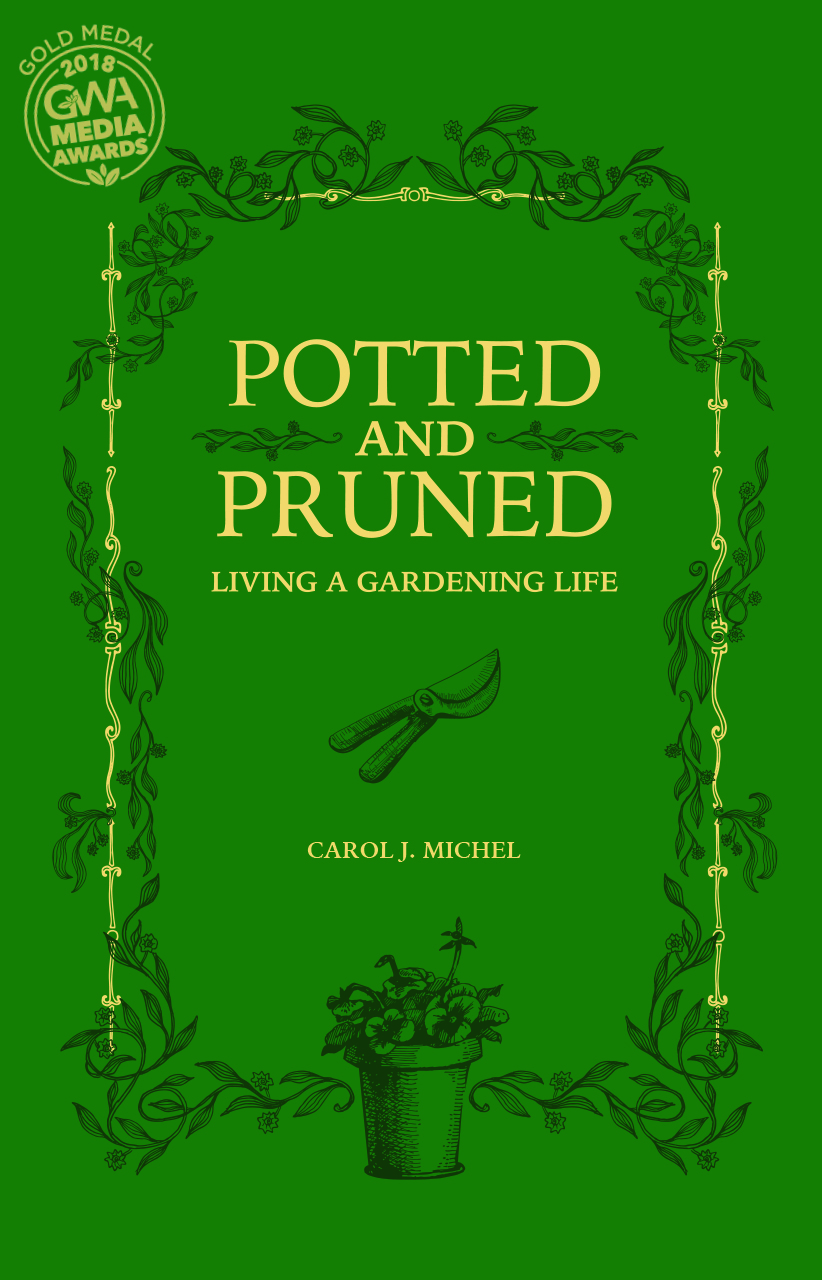 cover of potted and pruned
