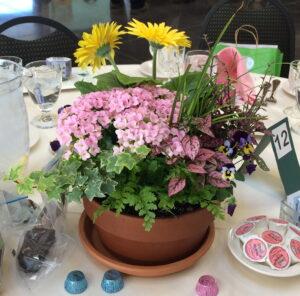garden gala bouquet