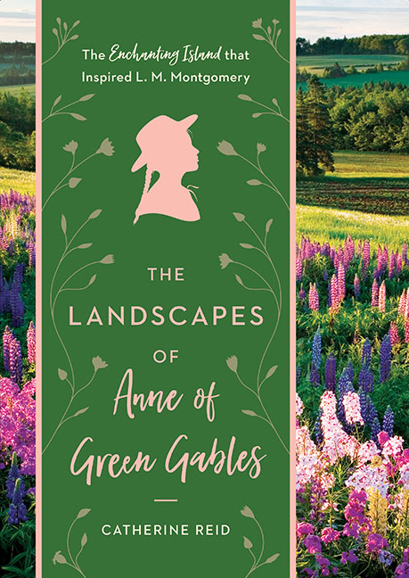 cover of anne of green gables book