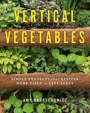 Vertical vegetables cover