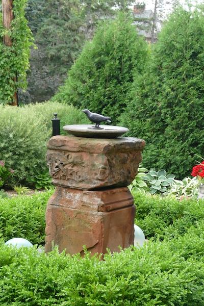 bird garden accessory