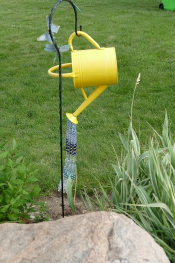 watering can garden accessory