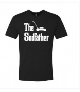 THe sodfather t shirt