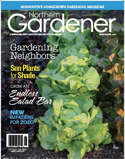 March/April Northern Gardener