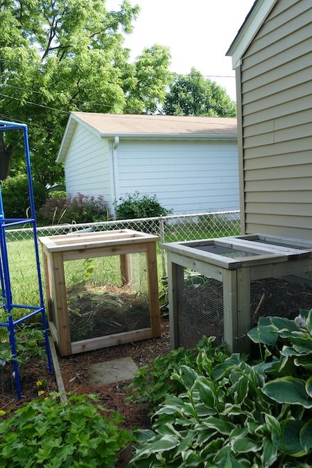 Compost may chore