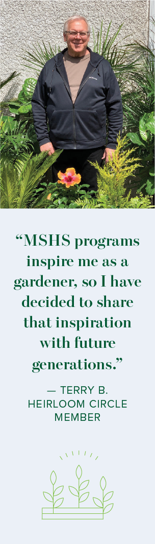 MN Hort HC brochure Terry quote