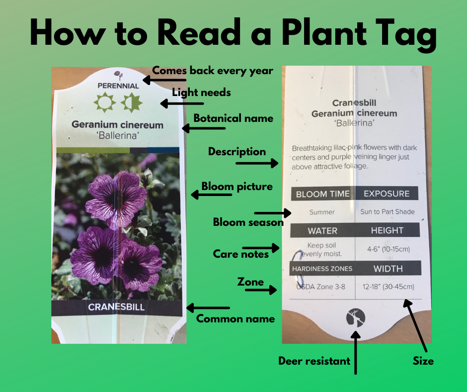 plant tag explained