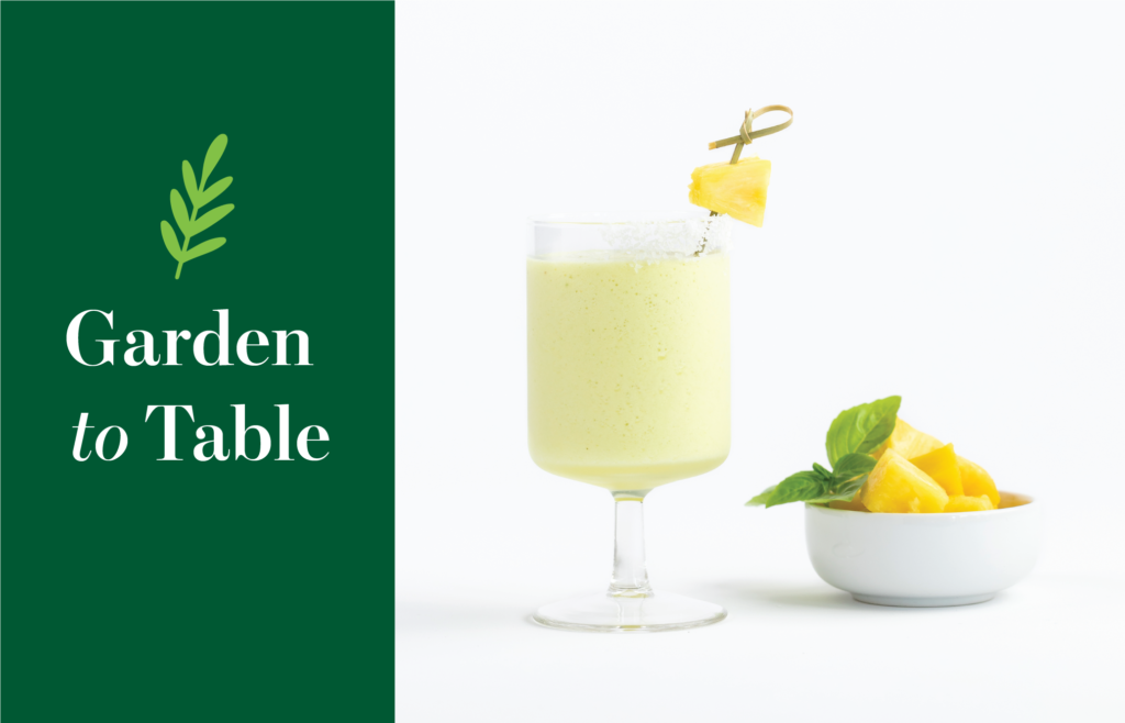 Garden to Table graphic